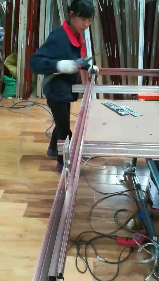 贵州立力门窗厂家生产