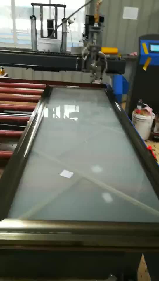 立力门窗生产工艺