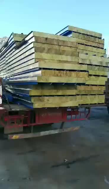 潍坊板房材料到场安装