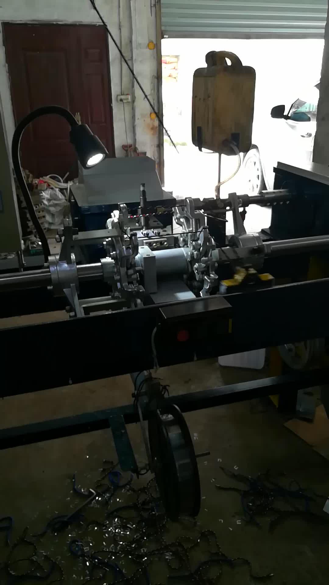 PLC CODK-650 automatic lace tipping machine