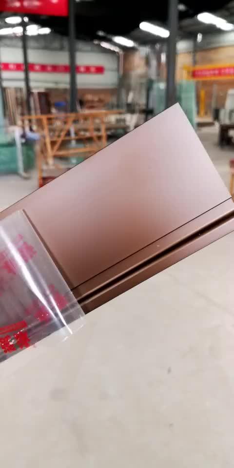 钛镁合金门加工厂原材料