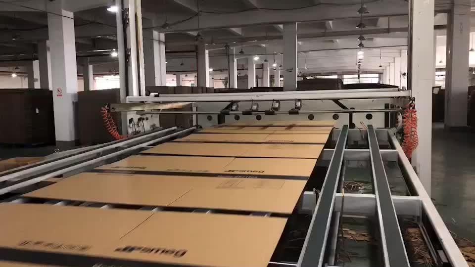 瓦楞纸板包装生产