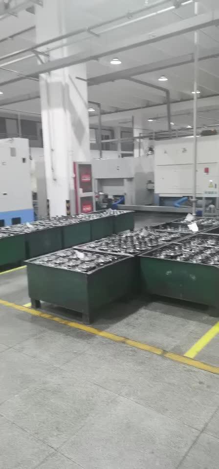 轴承磨床生产线