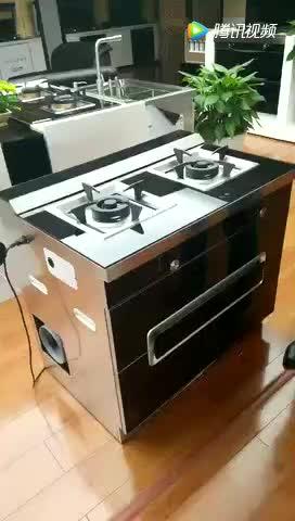 森厨升降式集成灶
