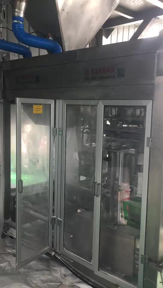 big bag packing granule automatic