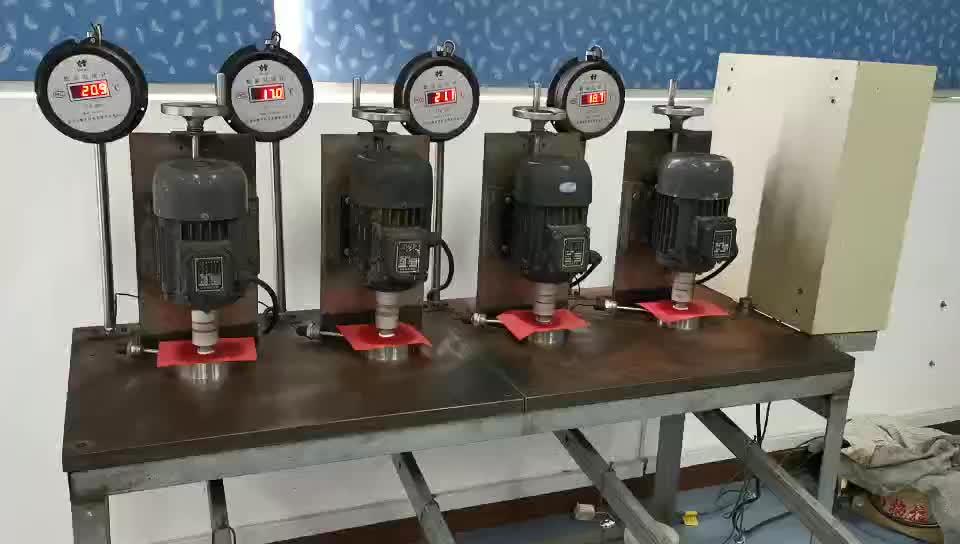 RⅤ减速机圆锥滚子轴承寿命测试PK测试法平台