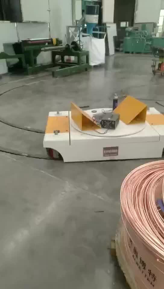 自動升降運貨車