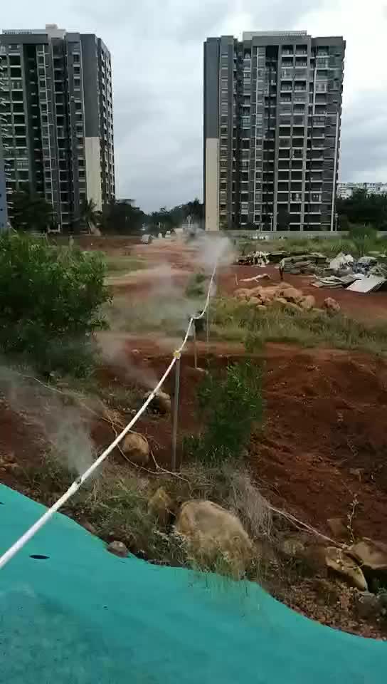 双杰南海国际-海南围挡喷淋