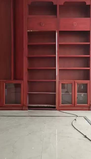 自动隐形门