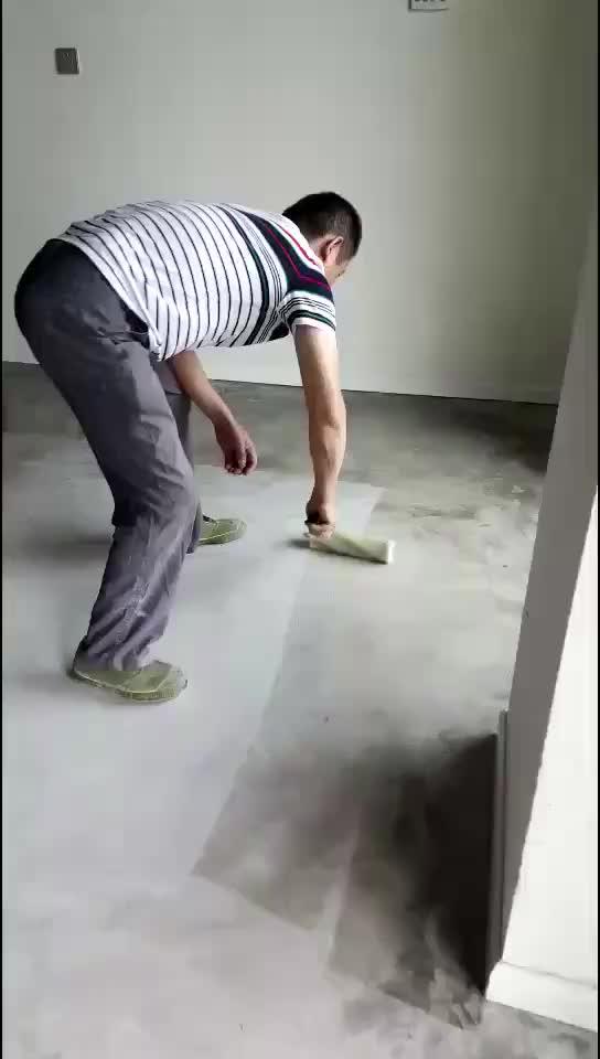 水性复古地坪漆