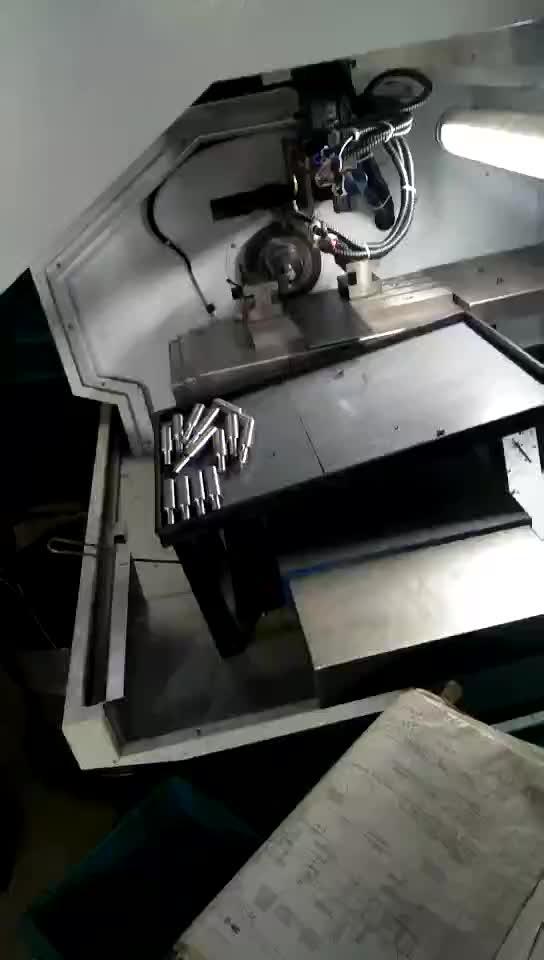 水泵轴全自动线轨数控车床