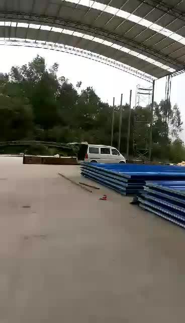 中铁十局工地现场