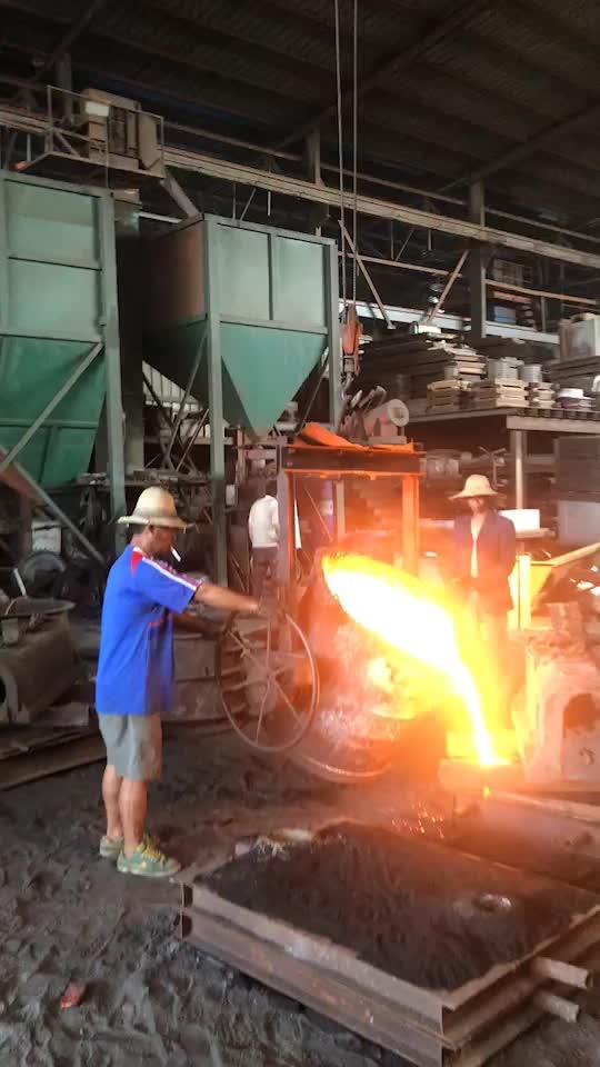 香炉生产铸造