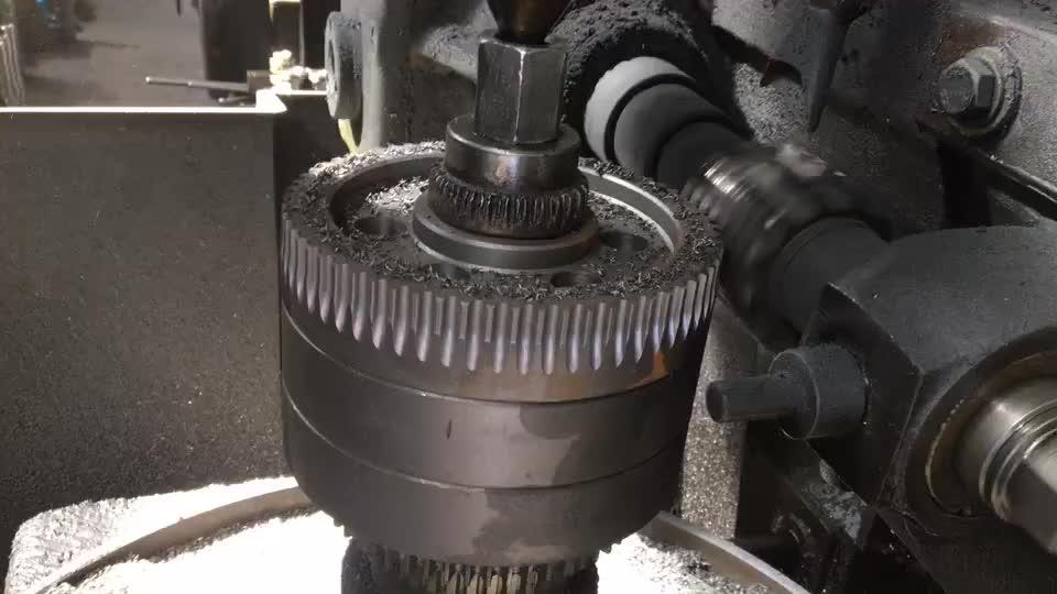 铸铁8M锥套同步带轮