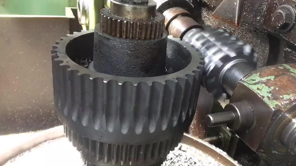 球墨铸铁14M同步带轮