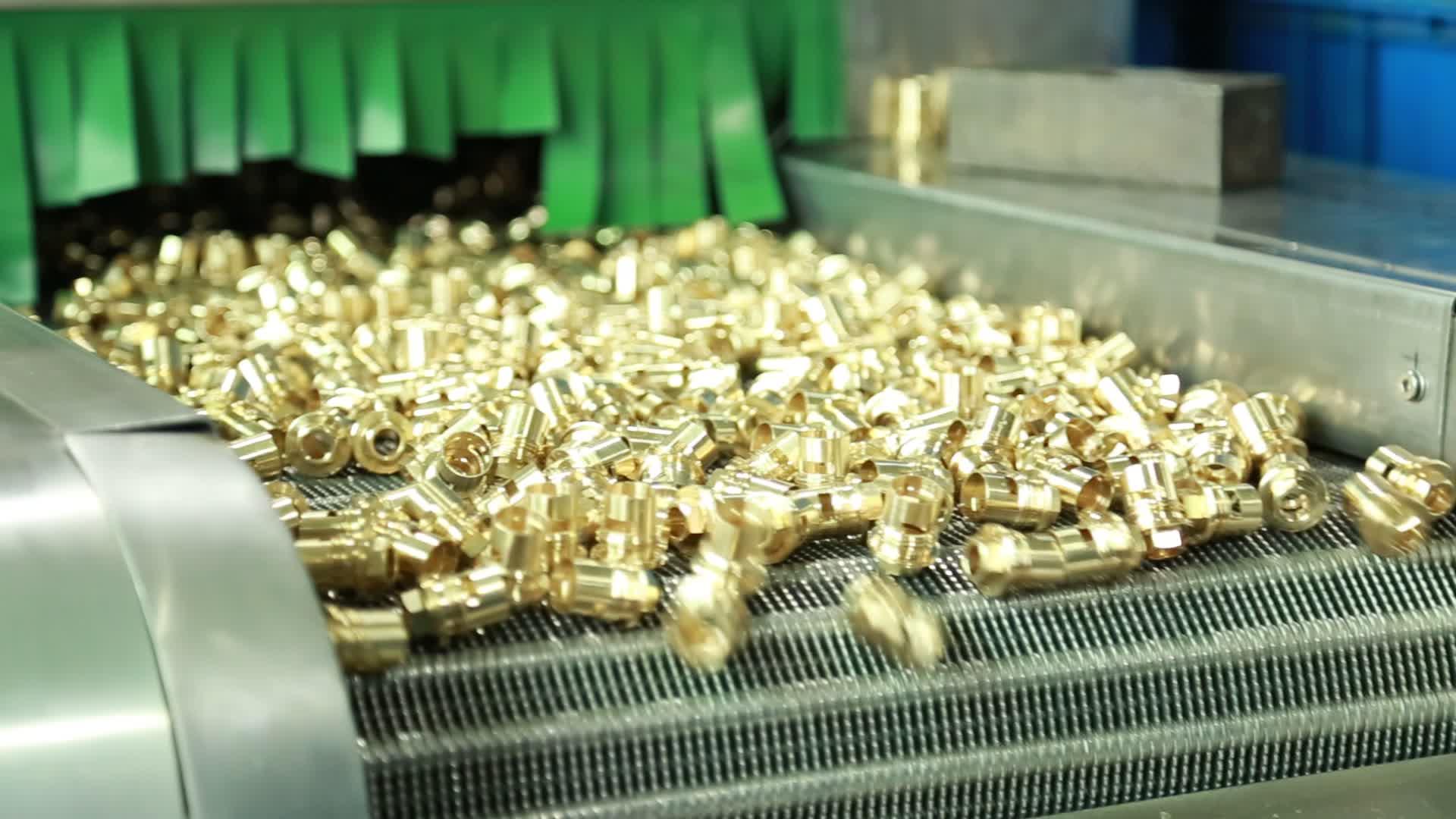 超声波清洗机-清洗铜件