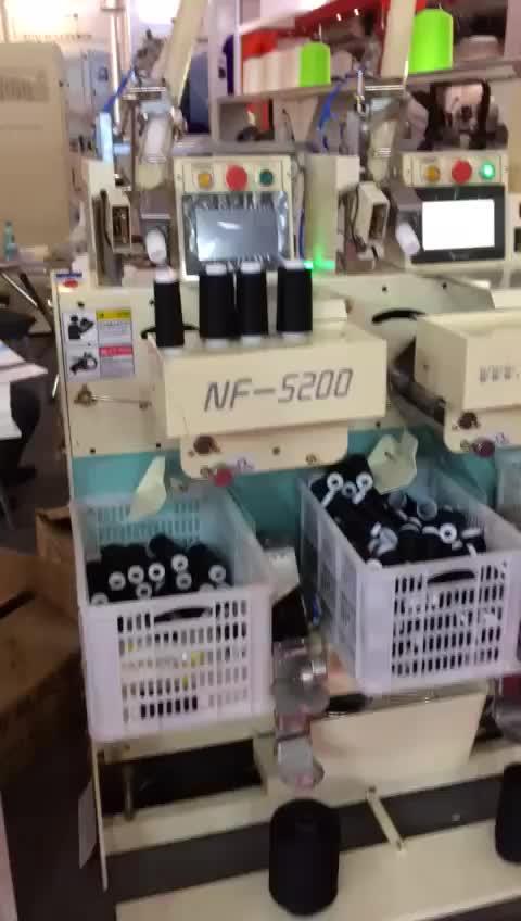 NF5200全自动倒线机