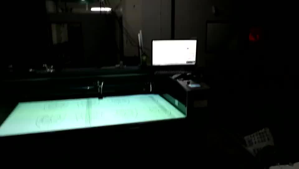 飞织鞋面专用投影激光机