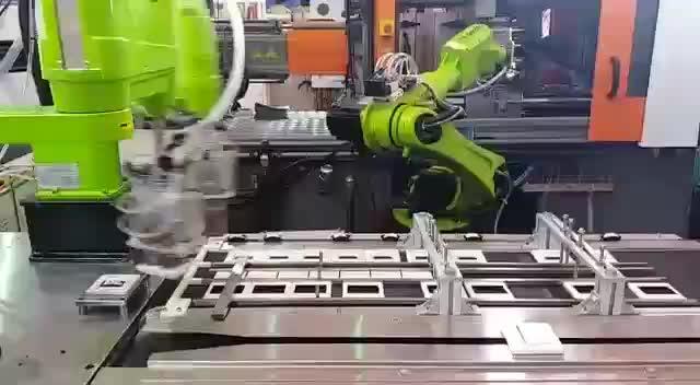 机器人视频4